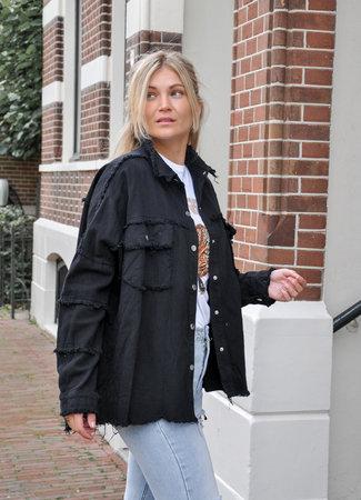 TESS V Liv jacket black