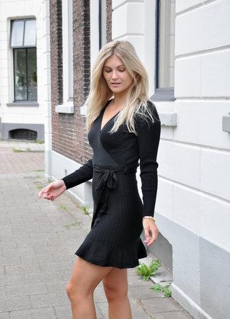 TESS V Merel dress black