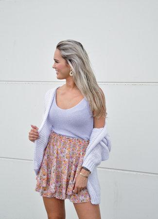 Ambika Alisha skirt lila