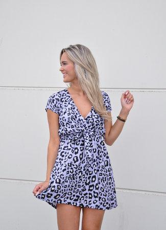TESS V Bobbie dress lila leo