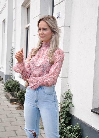 TESS V Sofie blouse pink