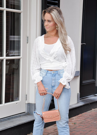 TESS V Kate blouse white