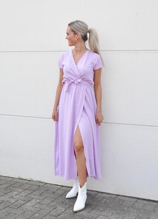 TESS V Julie maxi dress lila