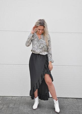 TESS V Romy skirt black