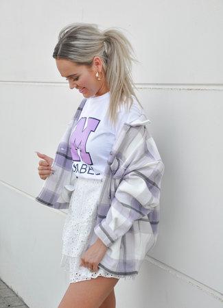 TESS V Amy jacket lila
