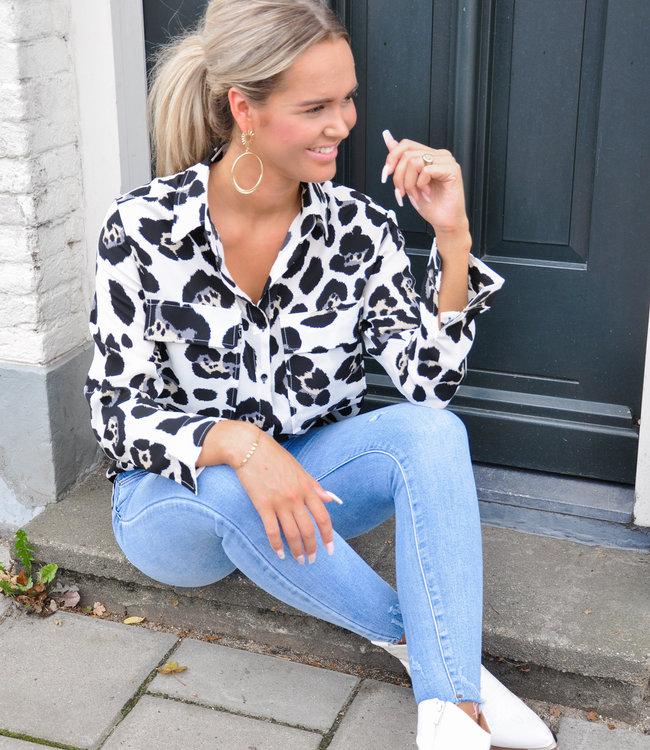 TESS V Moise blouse