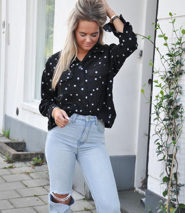 TESS V Stars blouse black
