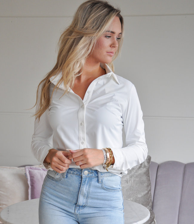 TESS V Karin blouse white
