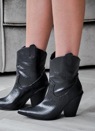 TESS V Dani boots black