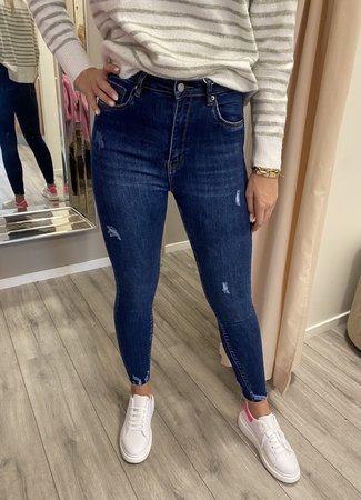 MISS Anette jeans blue