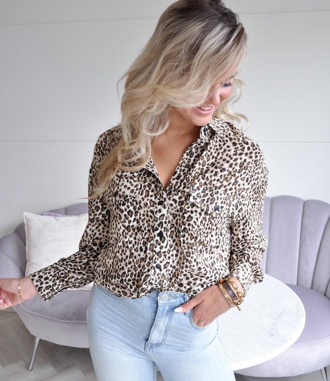 TESS V Sofie blouse leo