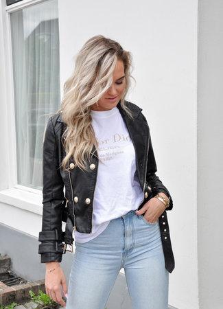 Kate leather jacket