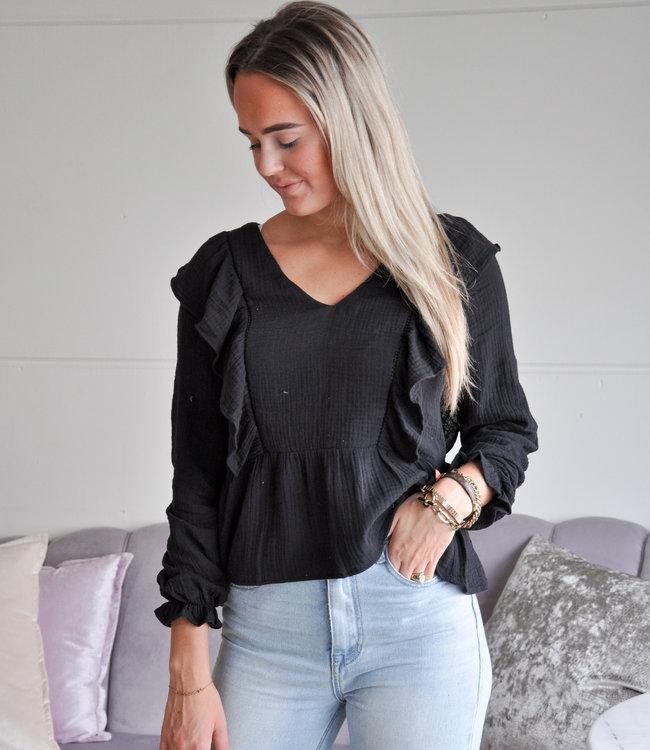 TESS V Isabel blouse black