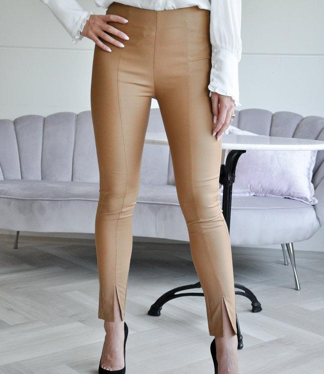 TESS V Elsa pants beige