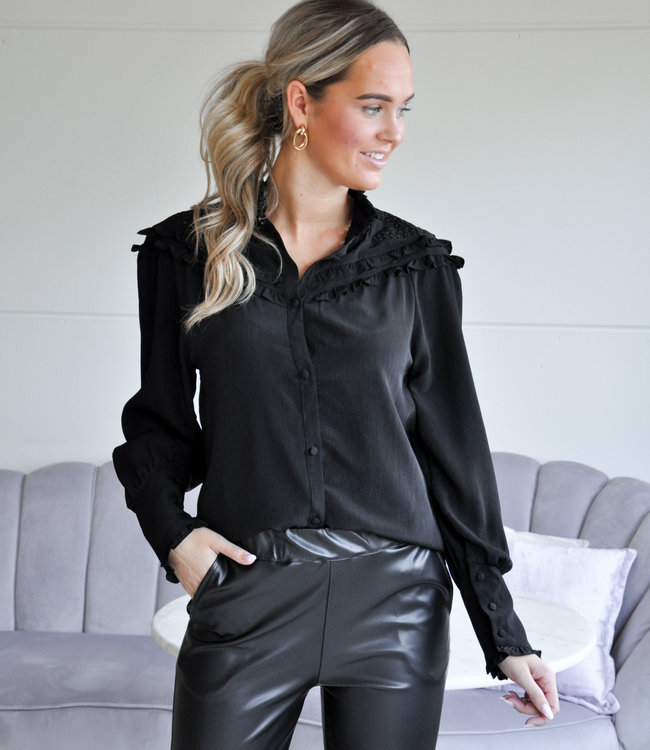 TESS V Fardau blouse black