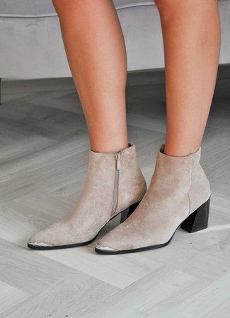TESS V Rosa boots beige