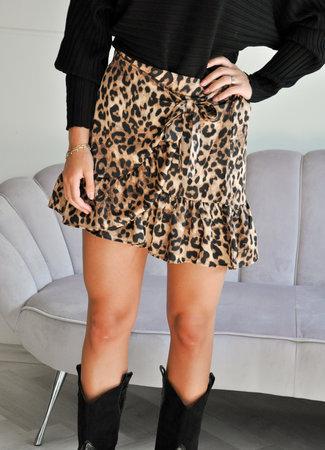 TESS V Pien skirt brown