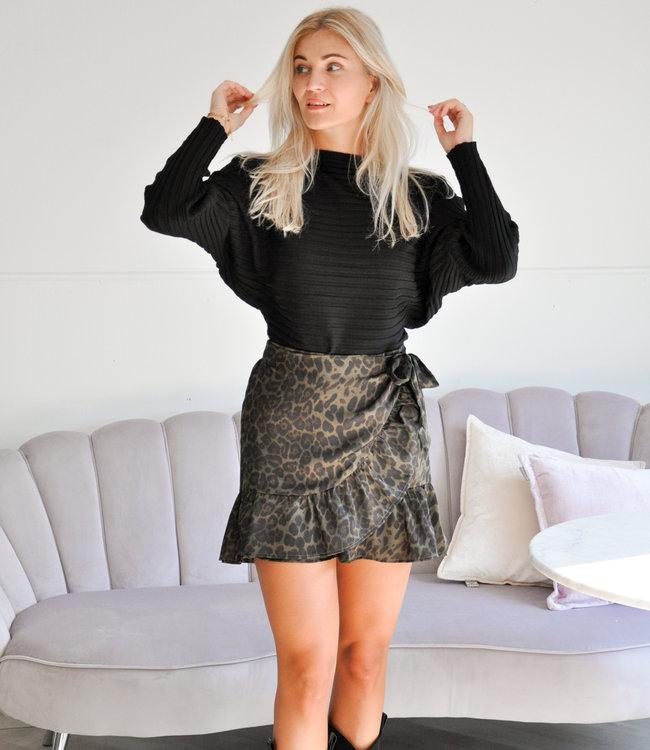 Pien skirt green