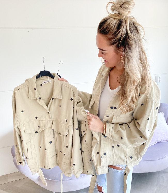 TESS V Stars jacket