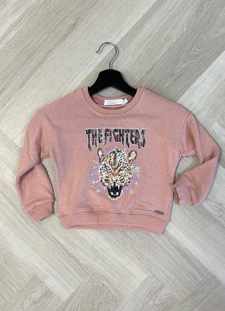 Kiki sweater pink