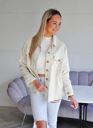 TESS V Dominique jacket beige