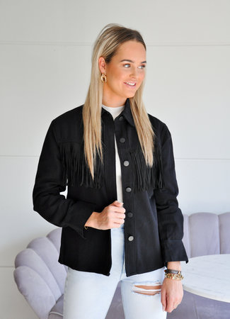 TESS V Kim jacket black