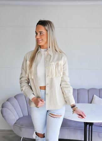 TESS V Kim jacket beige