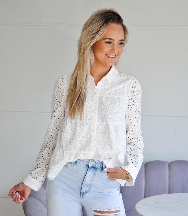 TESS V Loena blouse