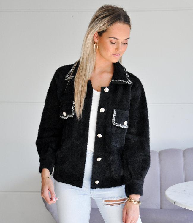 TESS V Jenna jacket black
