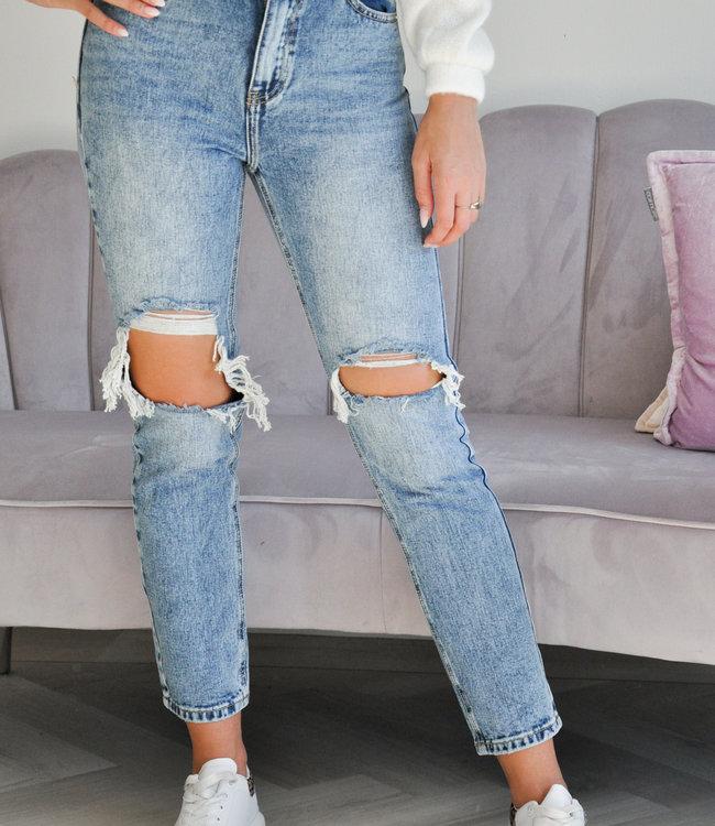 Manon mom jeans