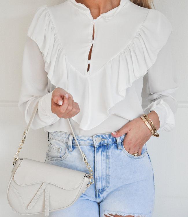 TESS V Safae blouse