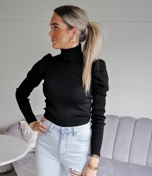 TESS V Julia sweater black