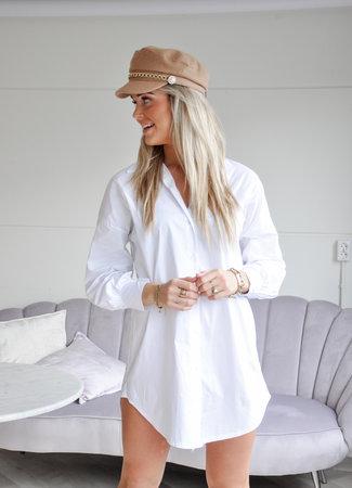 TESS V Lou blouse white