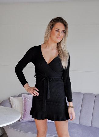 Yara dress black