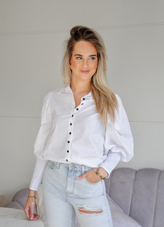 TESS V Roza blouse white