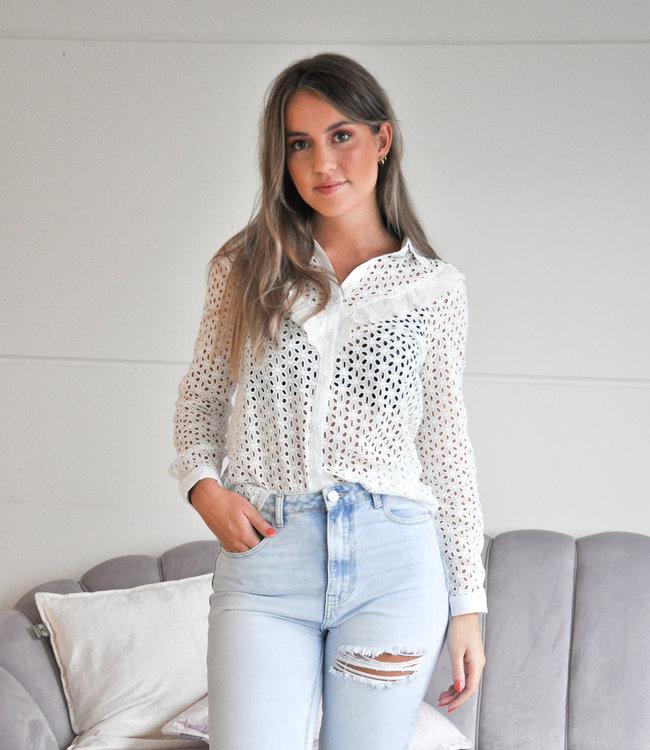 TESS V Cato blouse