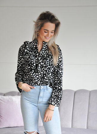 TESS V Romee blouse black