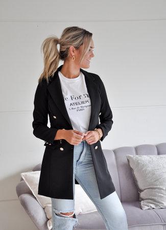 TESS V Olivia blazer black