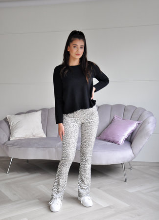 Dominique flared pants fall