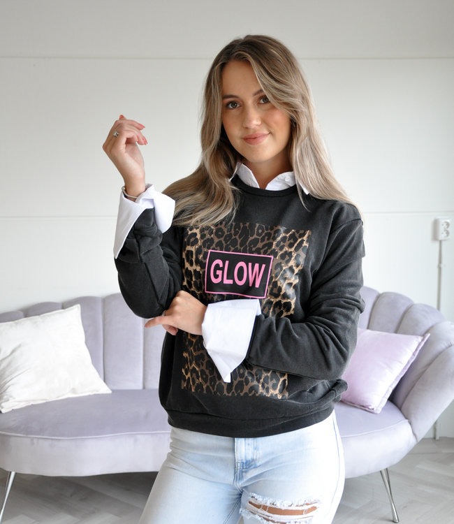 TESS V Glow sweater
