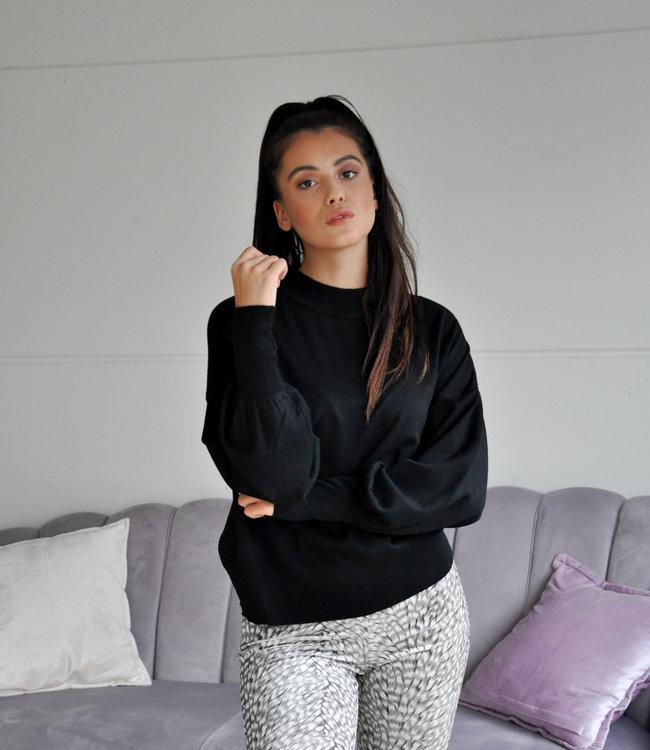 TESS V Yori sweater black