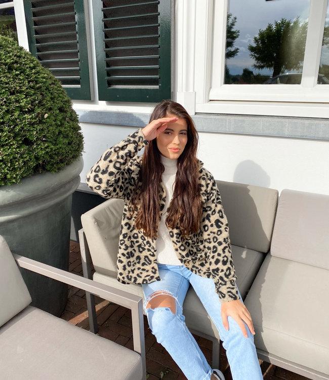 TESS V Melody jacket brown