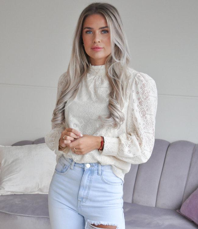 TESS V Suzy blouse creme