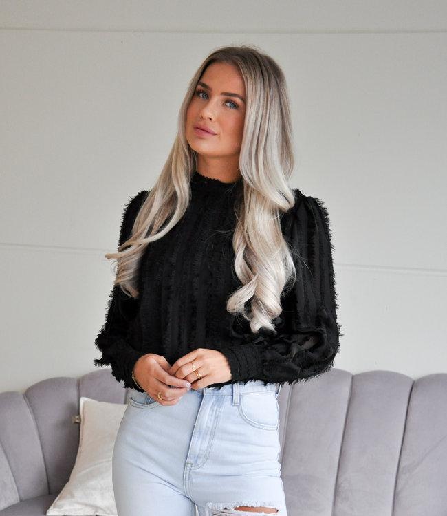 TESS V Selma blouse black