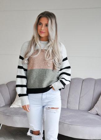 TESS V Sem sweater green