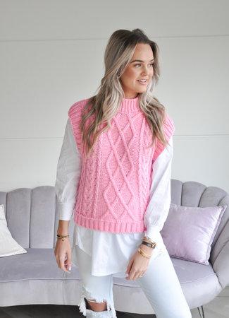 TESS V Merel spencer pink