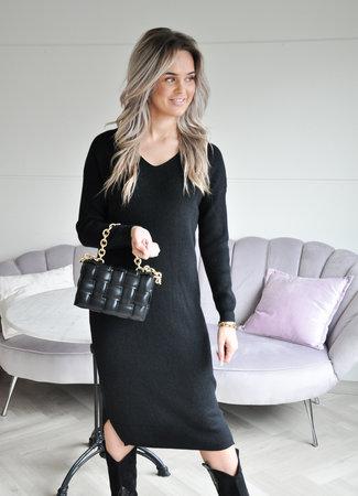 TESS V Dani dress black