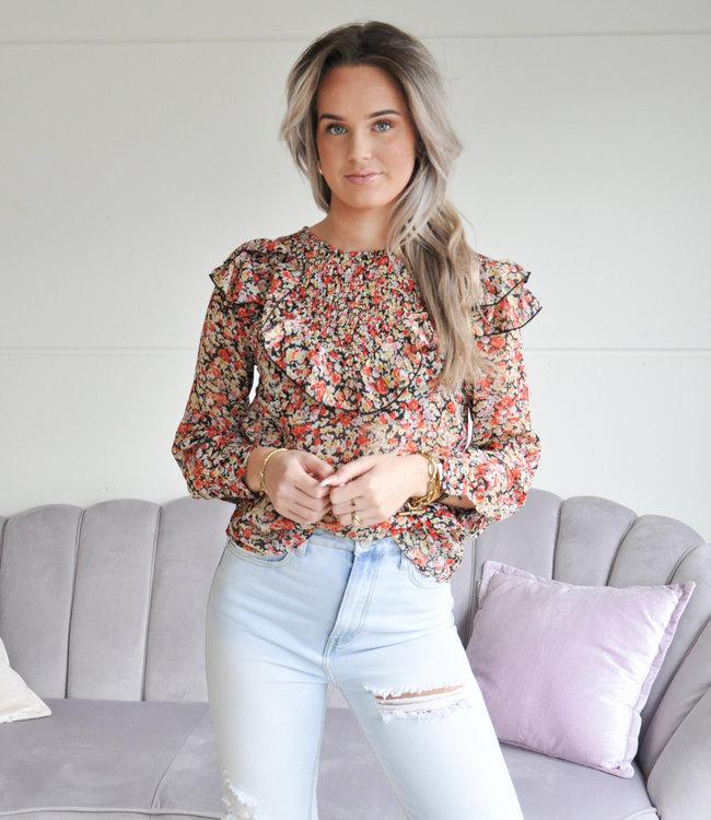 TESS V Hannah blouse