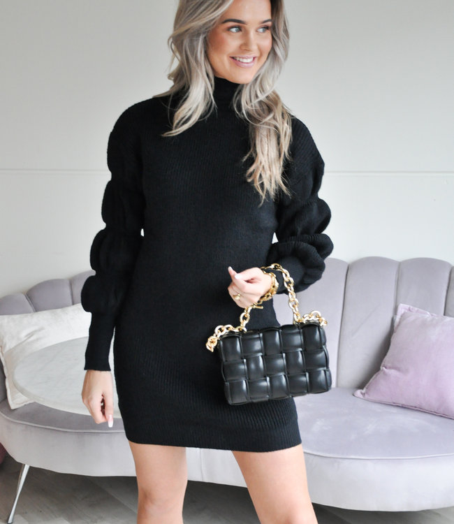 TESS V Marly sweater black