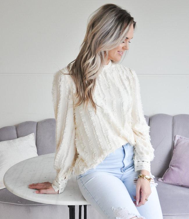 TESS V Selma blouse creme